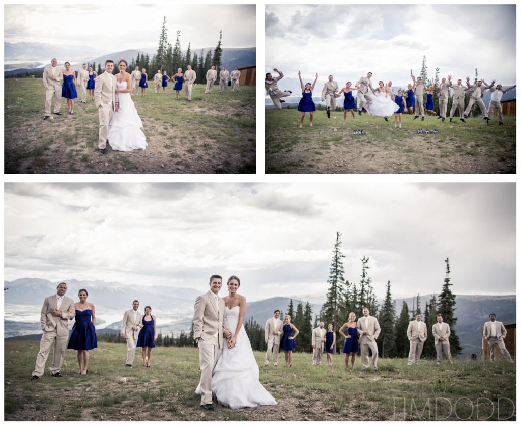 Keystone Colorado Summit Timber Ridge Venue wedding Dillon Silverthorne Dillon Reservoir Photography Tim Dodd Cedar Falls Waterloo Iowa