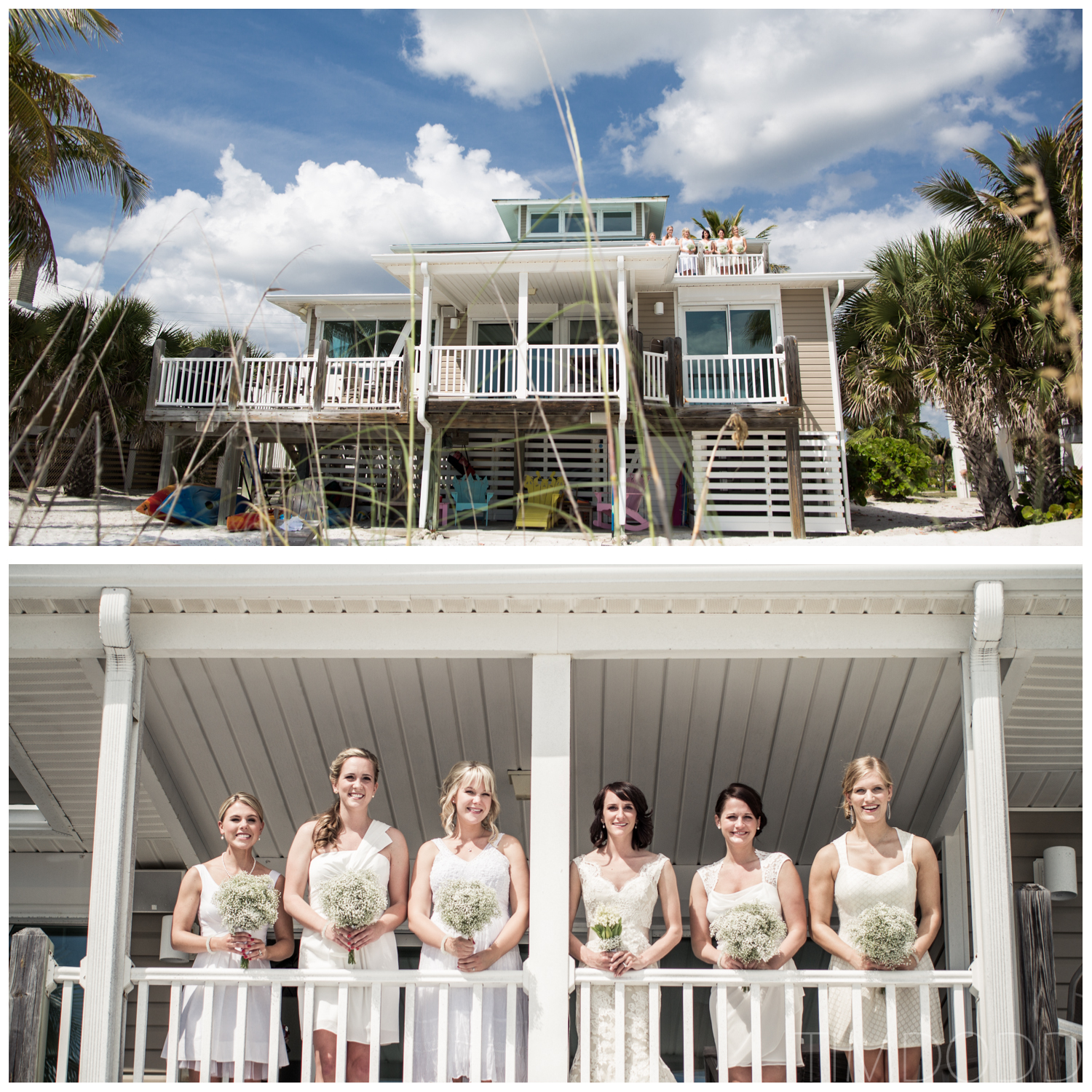 Florida Beach House Weddings: Tim Dodd Photography