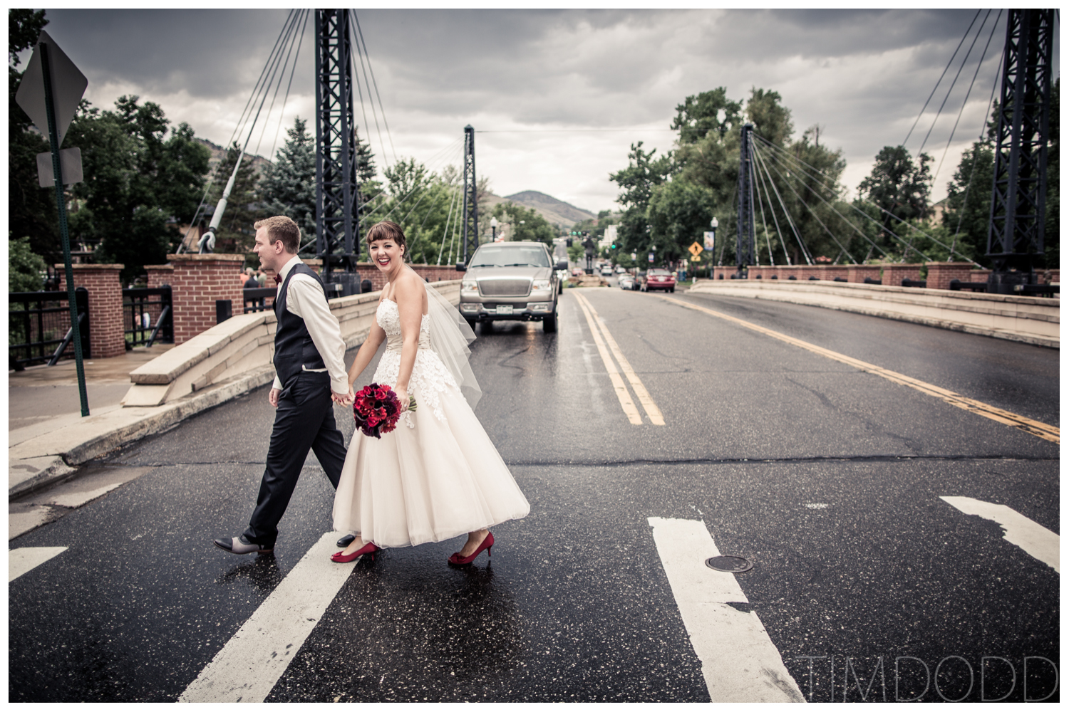 Dane and Amy – Wedding in Colorado