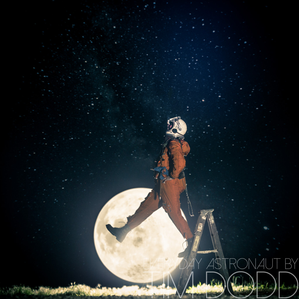 Everyday Astronaut by Tim Dodd Photography Cedar Falls Waterloo Iowa wedding photography photographer reddit sessions sponsored award winning travel destination space nasa spacex