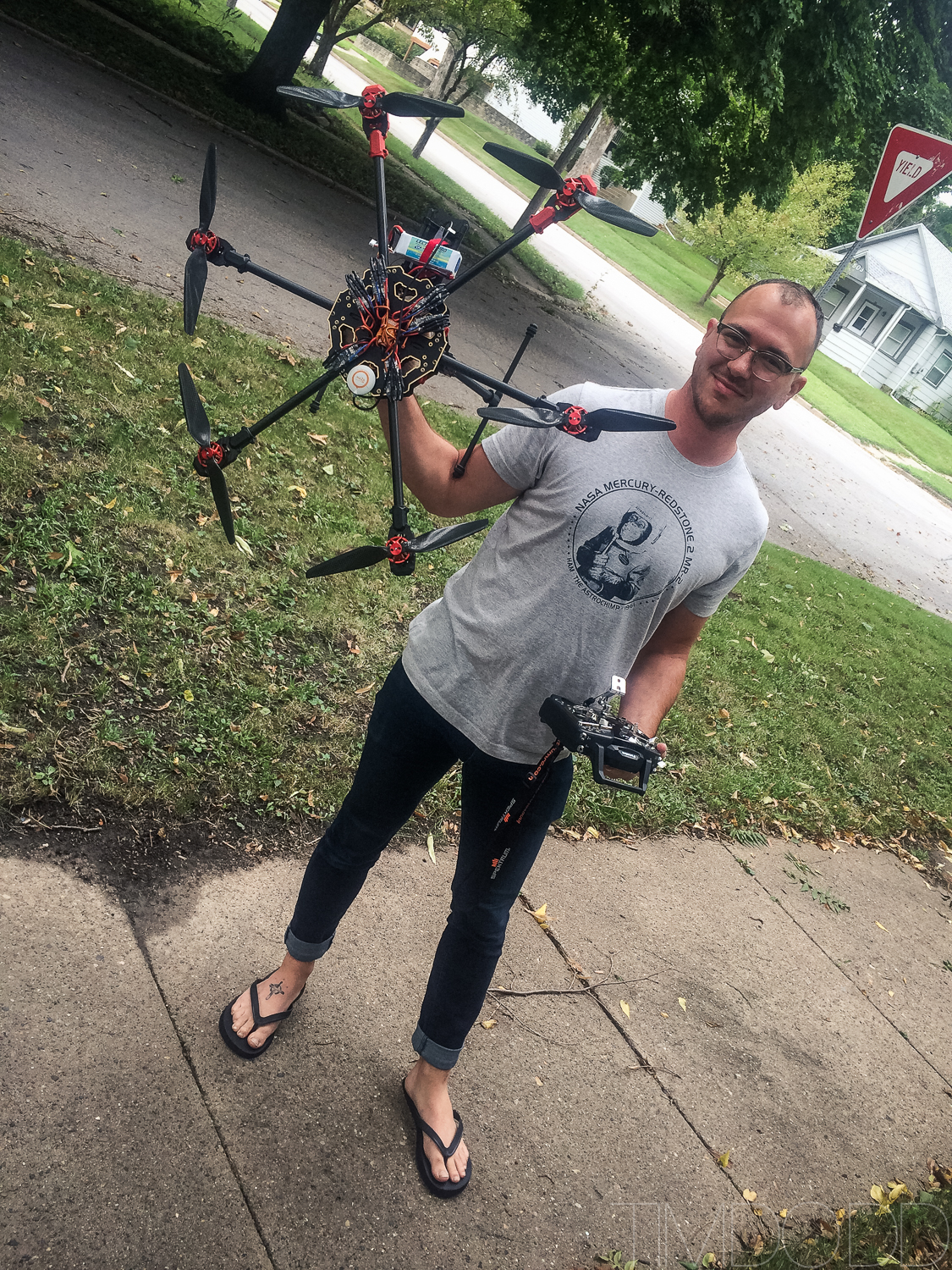 Tim Dodd Photography Aerial pictures pics Cedar Falls Iowa drone video DJI F550 inspire 1 midwest professional videography cinematography