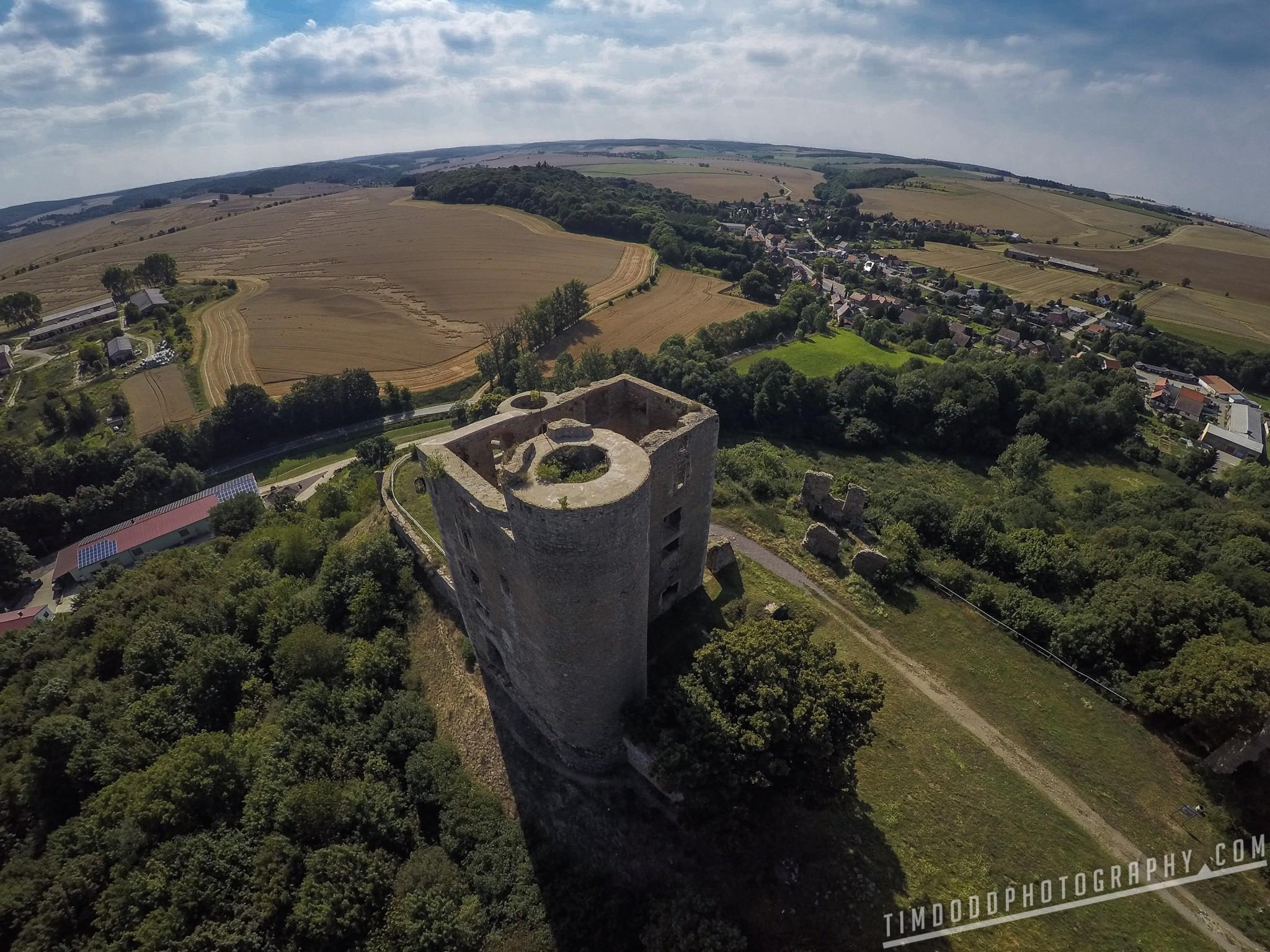 Abandoned Castle Germany