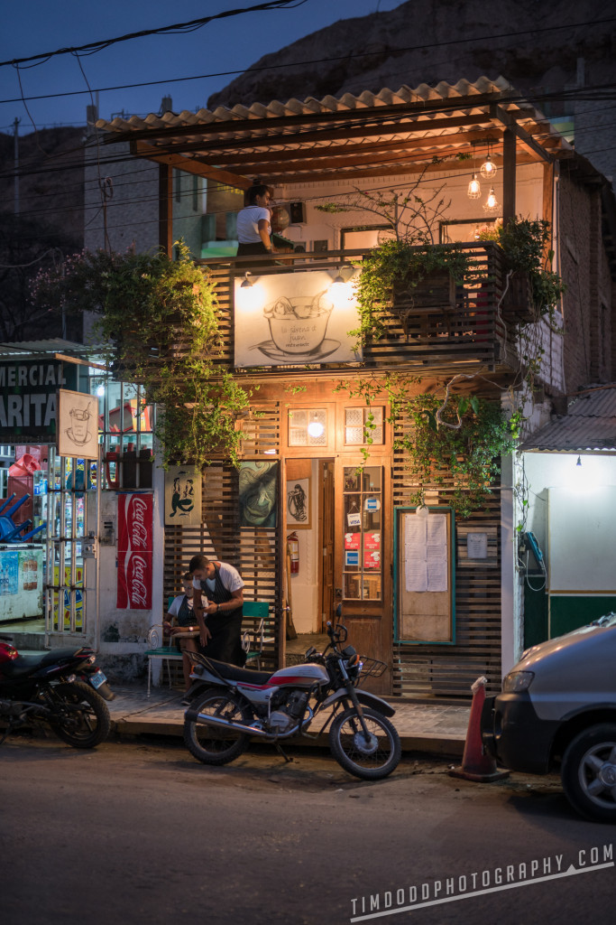 Mancora Peru sunset beautiful surf town great restaurants best beach town in Peru