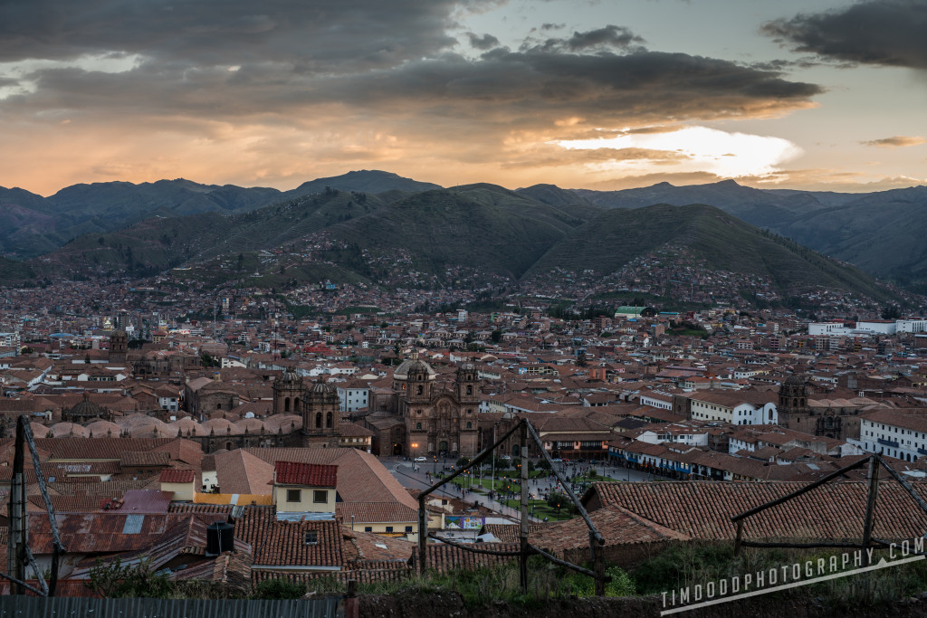 Cusco Peru Plaza San Cristobal travel from Cusco to Machu Picchu flights train bus