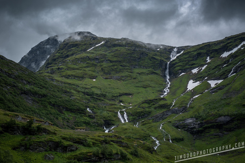 Geiranger Gieranger Vagamo Voss Norway by Tim Dodd Photography
