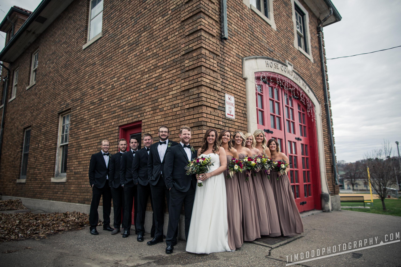 Quad Cities Wedding photographers photographer photography best Moline Bettendorf Davenport digital rights Bierstube Tim Dodd Photography Cedar Falls Iowa Illinois Lindsay Park Village East
