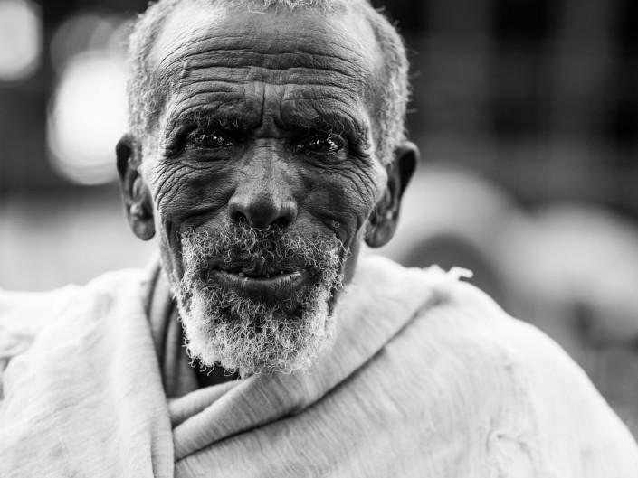 Ethiopian Man – Addis Ababa, Ethiopia