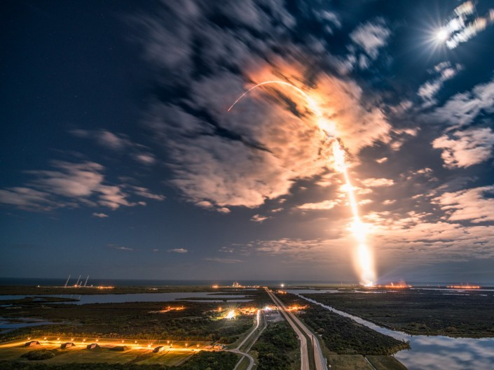 NASA OA-6 – Cygnus/Atlas V – Cape Canaveral, Florida