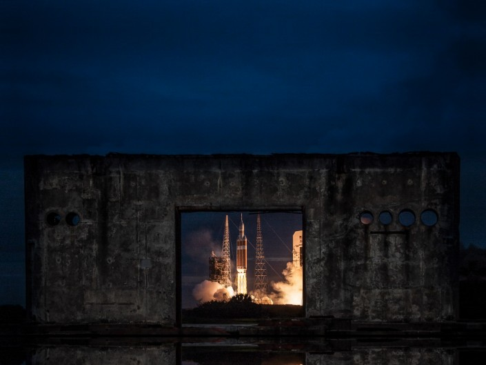 NASA EFT-1 – Orion/Delta IV Heavy, Cape Canaveral, Florida
