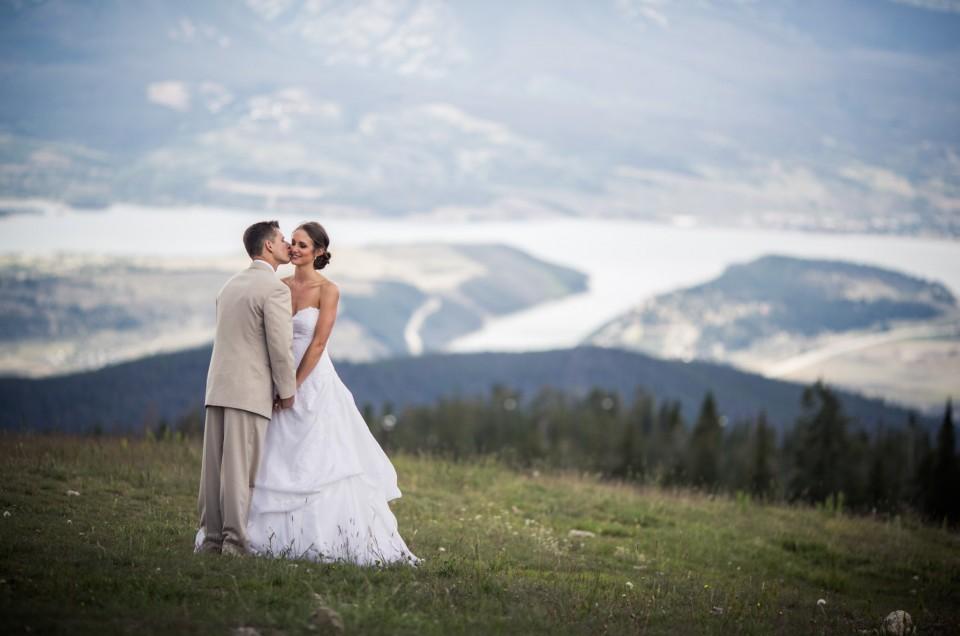 Ellie and Tyler – Wedding in Colorado