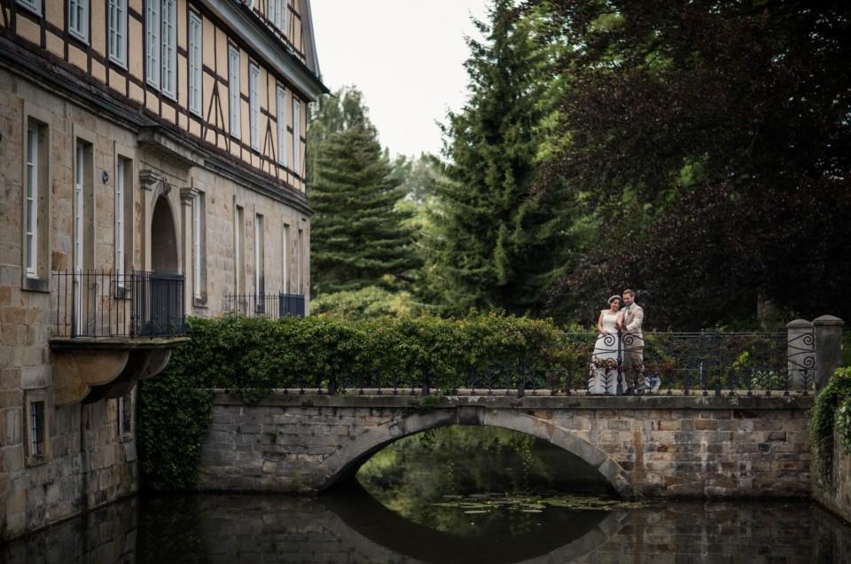Shakiba and Sebastian – wedding in Germany