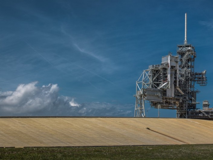 NASA Pad 39A – Kennedy Space Center, Florida