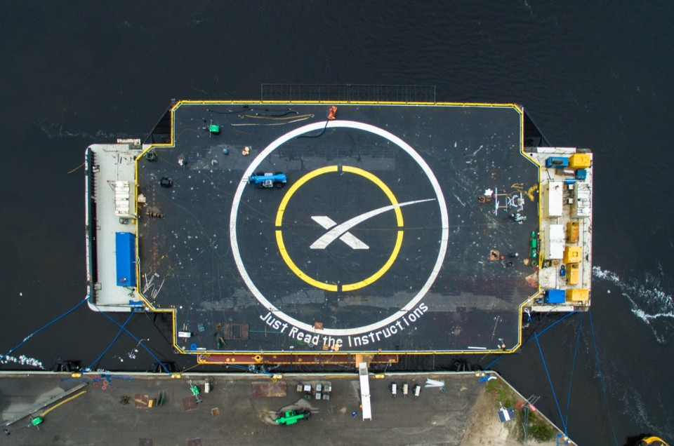 The exciting future of landing rockets: SpaceX's innovative thinking