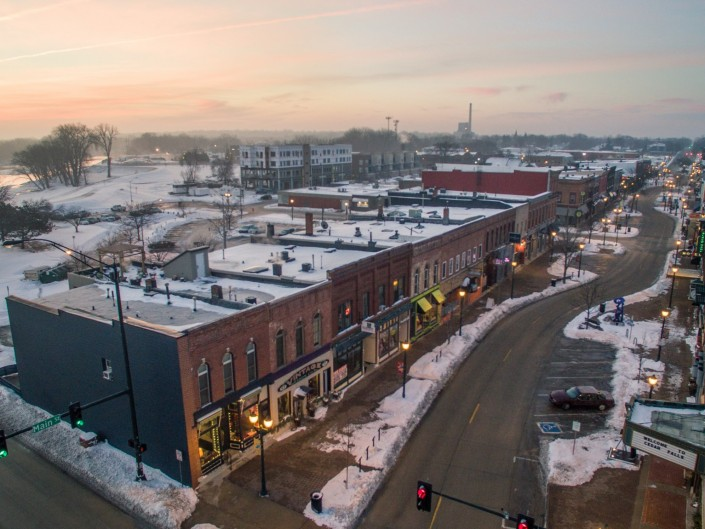 Downtown – Cedar Falls, Iowa
