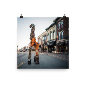 Giraffestronaut