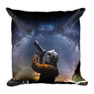 Keep Exploring Pillow