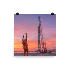 SpaceX TOUCHDOWN!